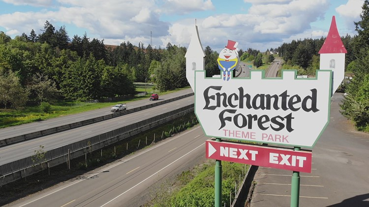 Oregon's Enchanted Forest opens full-time and ready to celebrate 50th anniversary