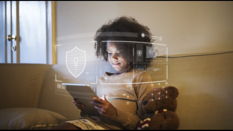 Washington girls learn cyber safety from PNW company as risks increase