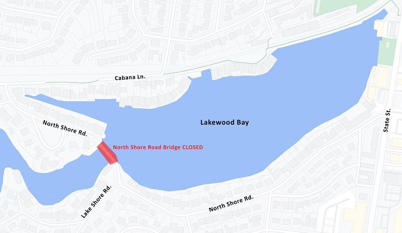 'Structural concerns' closes North Shore Bridge in LO