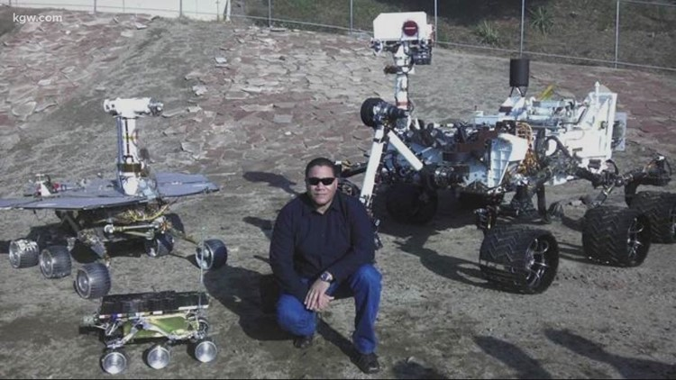 Oregon State University alum played a key role in getting Perseverance to Mars