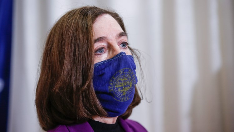 Oregon will lift COVID restrictions and reopen by June 30, Gov. Brown announces