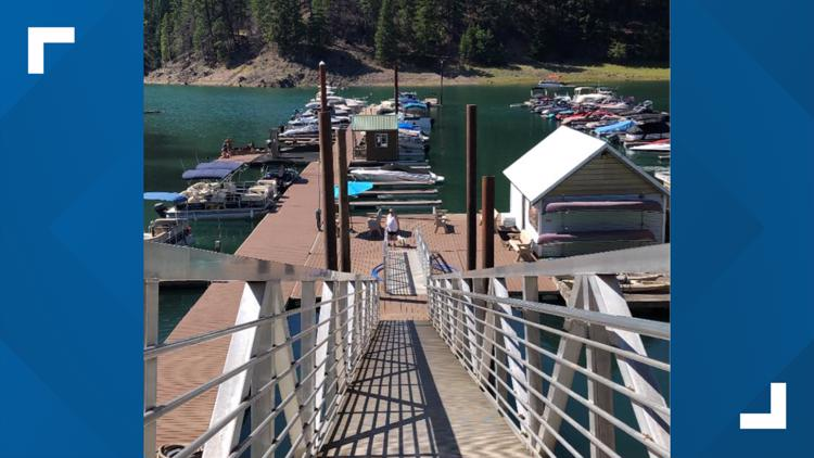 Detroit Lake Marina closing early for low water levels, drought
