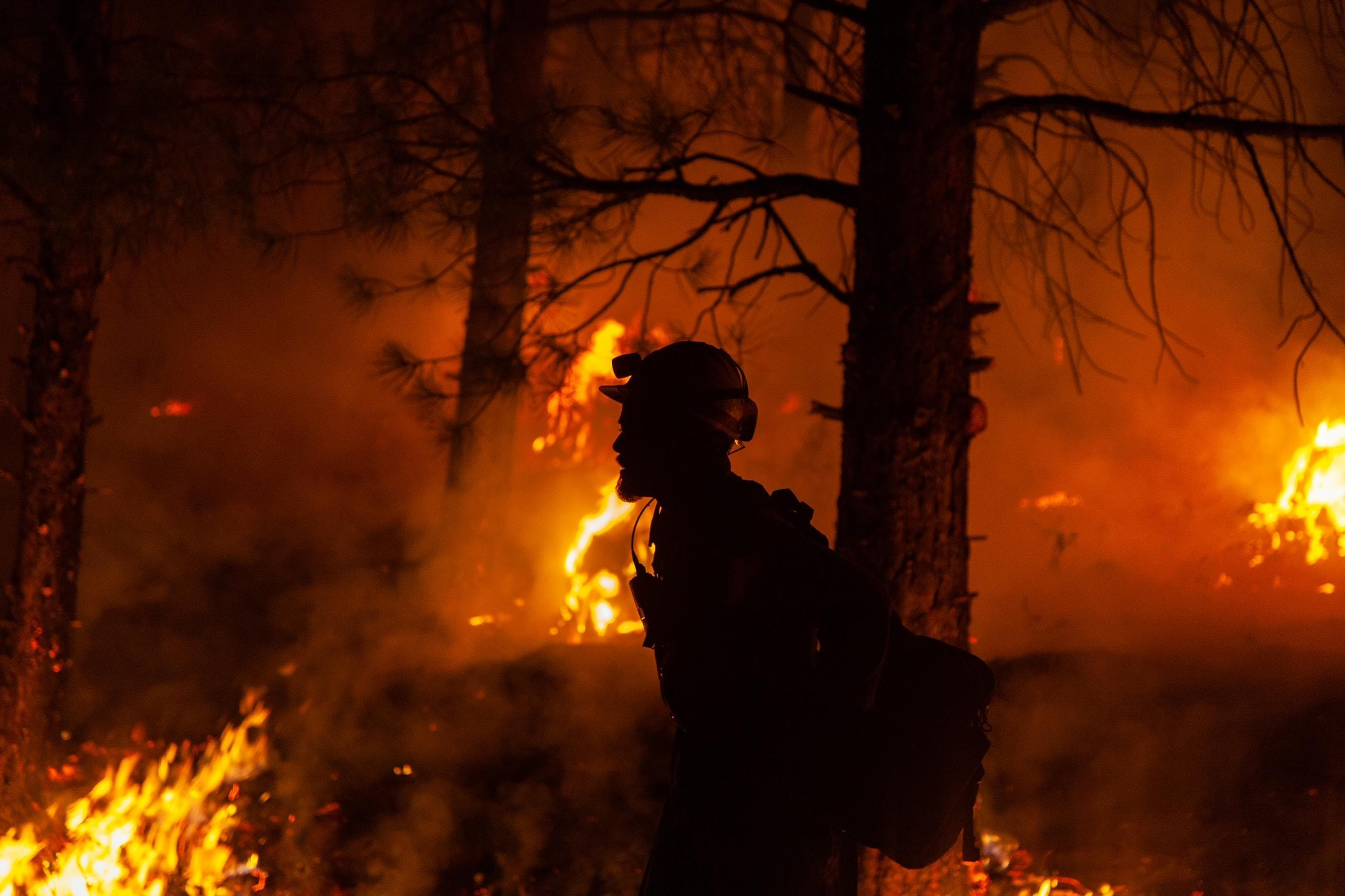 Oregon wildfires: 20 of the state's biggest since 2002