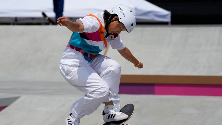 Why are Olympic skateboarders so young, and is there a minimum age for the event?
