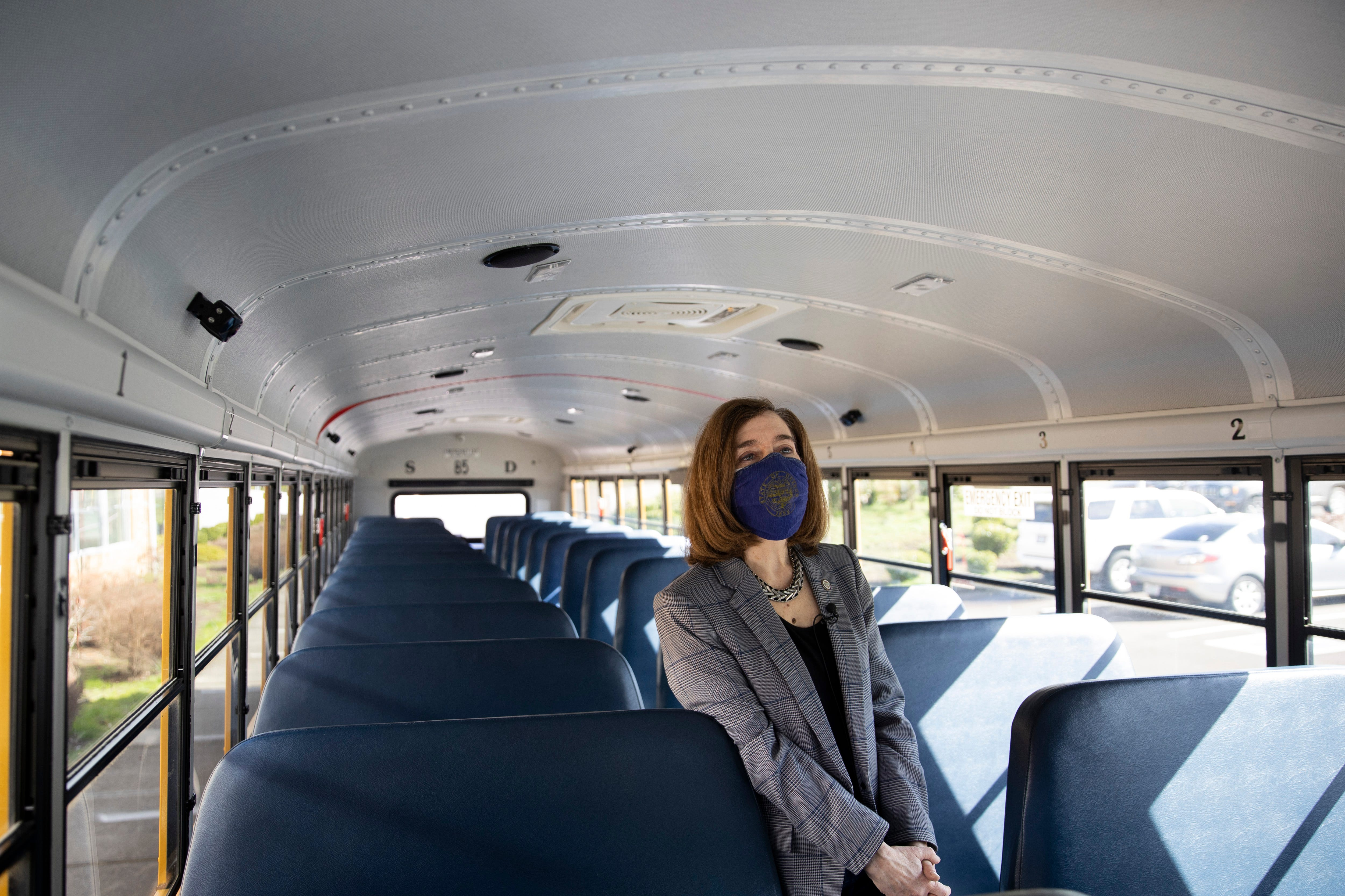 Oregon's K-12 students will have to wear masks next school year