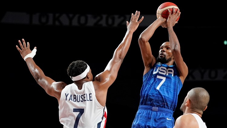 When, how to watch US in Olympic men's basketball gold medal game