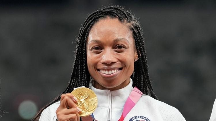 Tokyo Rewind, Aug. 7: Felix sets new bar; US wins 7th straight women's hoops gold
