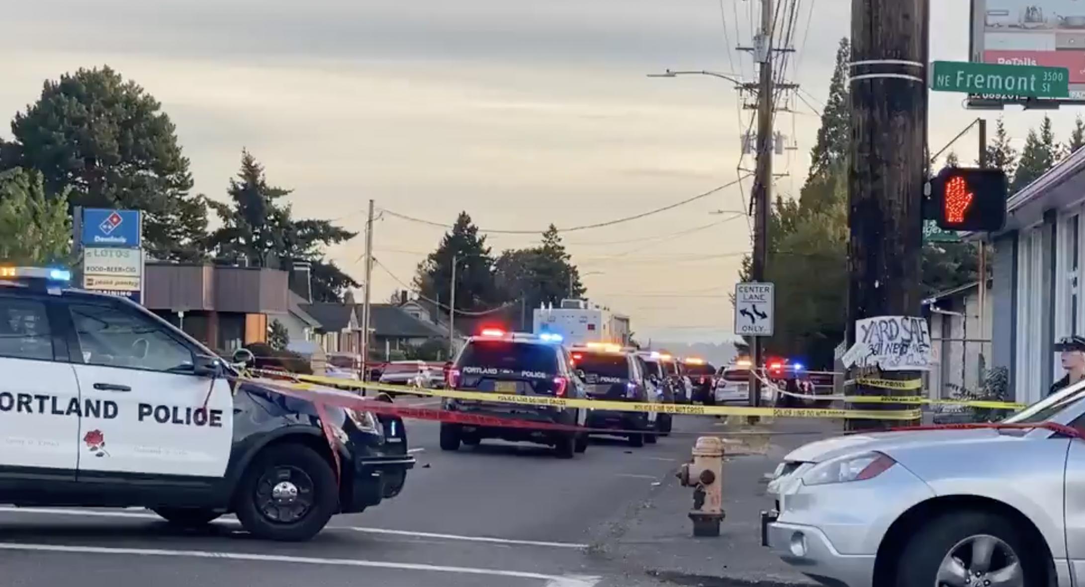 2 slain, several others injured in NE Portland shooting