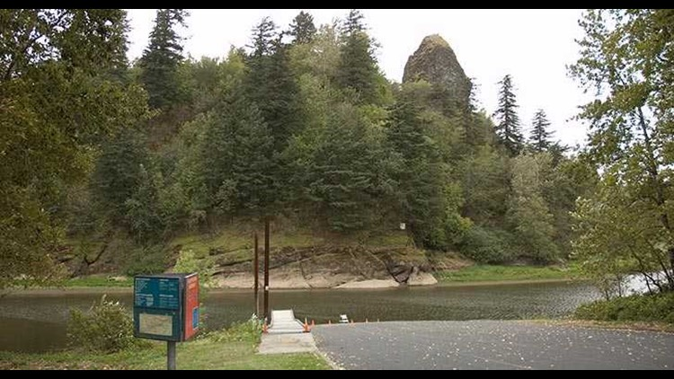 Body found at Rooster Rock State Park, OSP says