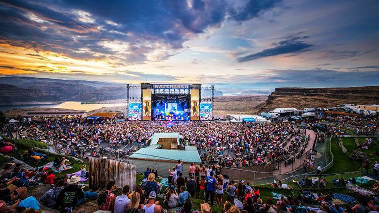 Watershed Music Festival at the Gorge now linked to 210 COVID-19 cases, including one in Oregon