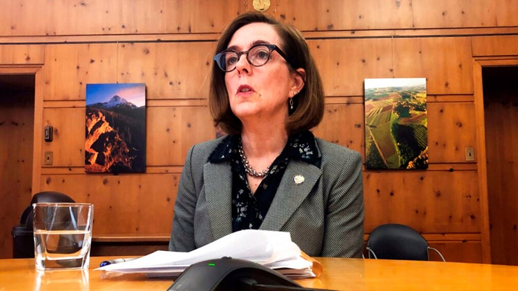 Gov. Brown sends message to school leaders frustrated by mask mandate