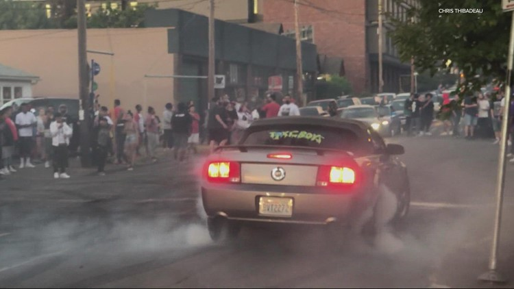 Portland City Council passes ordinance outlawing street racing with $500 fine, possible jail time