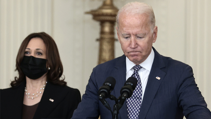 National Poll Finds Most Voters Believe Biden Unfit to be President