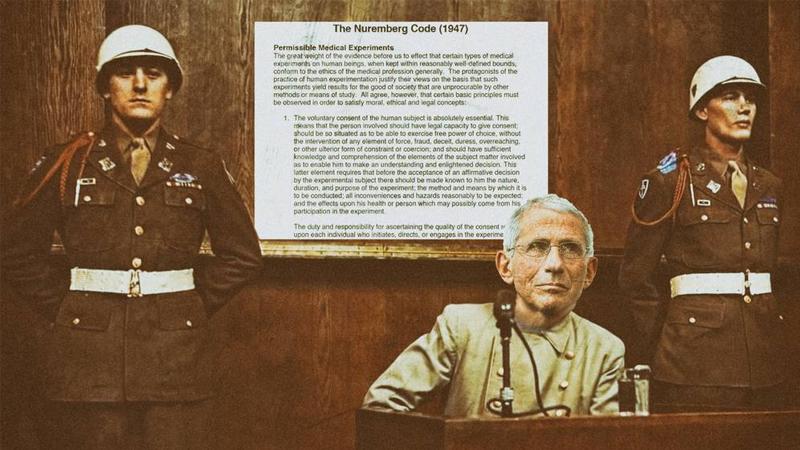 Nuremberg Code Punishable By Death