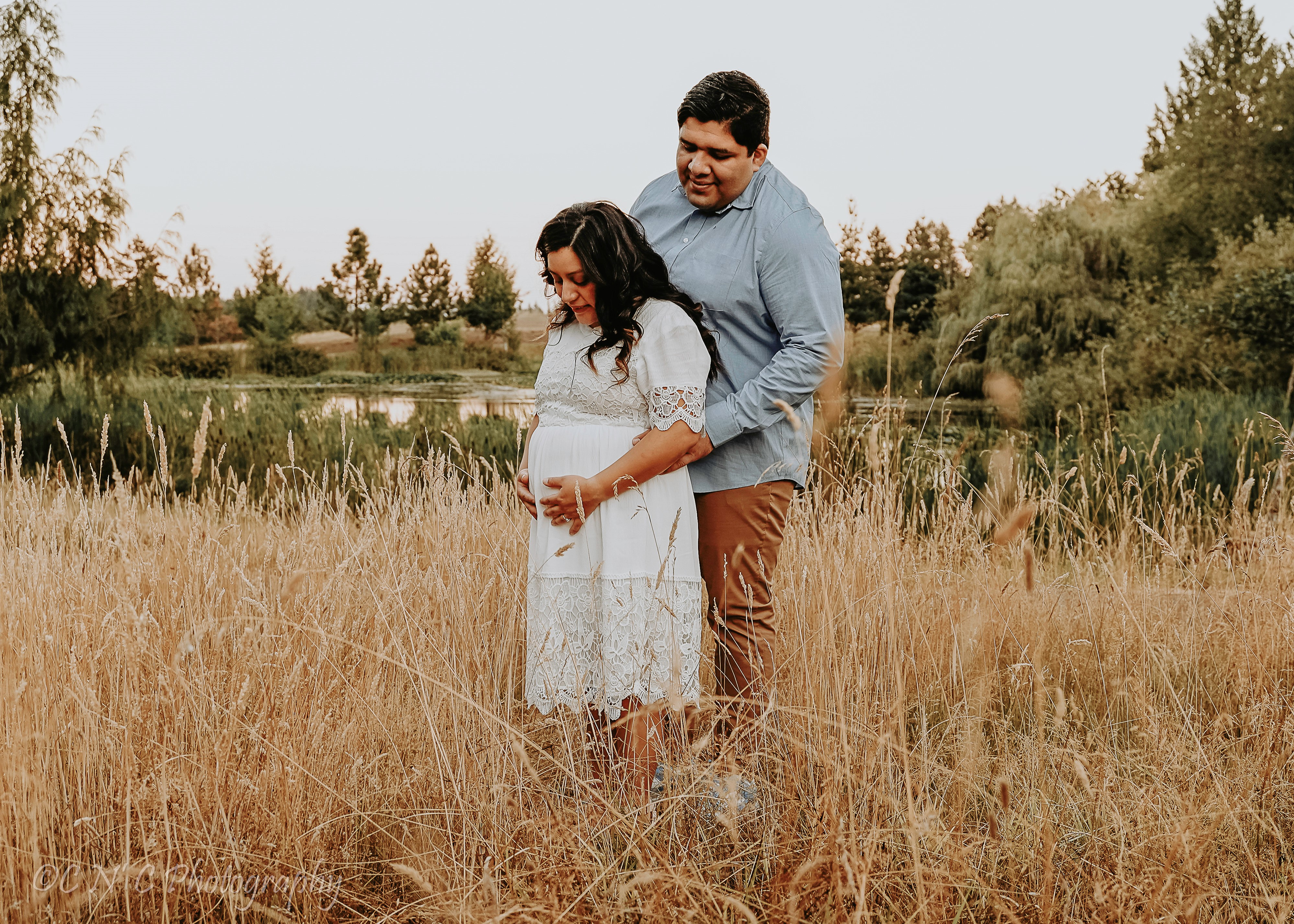 'The right decision': Vaccinated, pregnant woman shares her experience