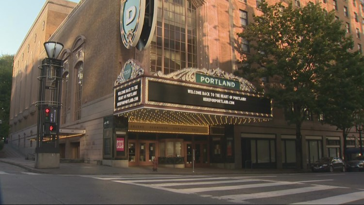 Portland's major theater venues requiring proof of vaccination or negative COVID test