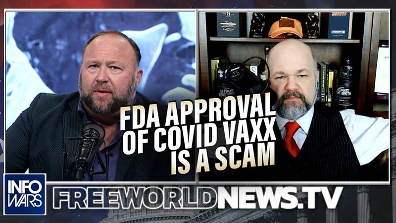 """Exclusive Interview: Constitutional Attorney Exposes Covid Vaccine """"FDA Approval"""" Fraud"""