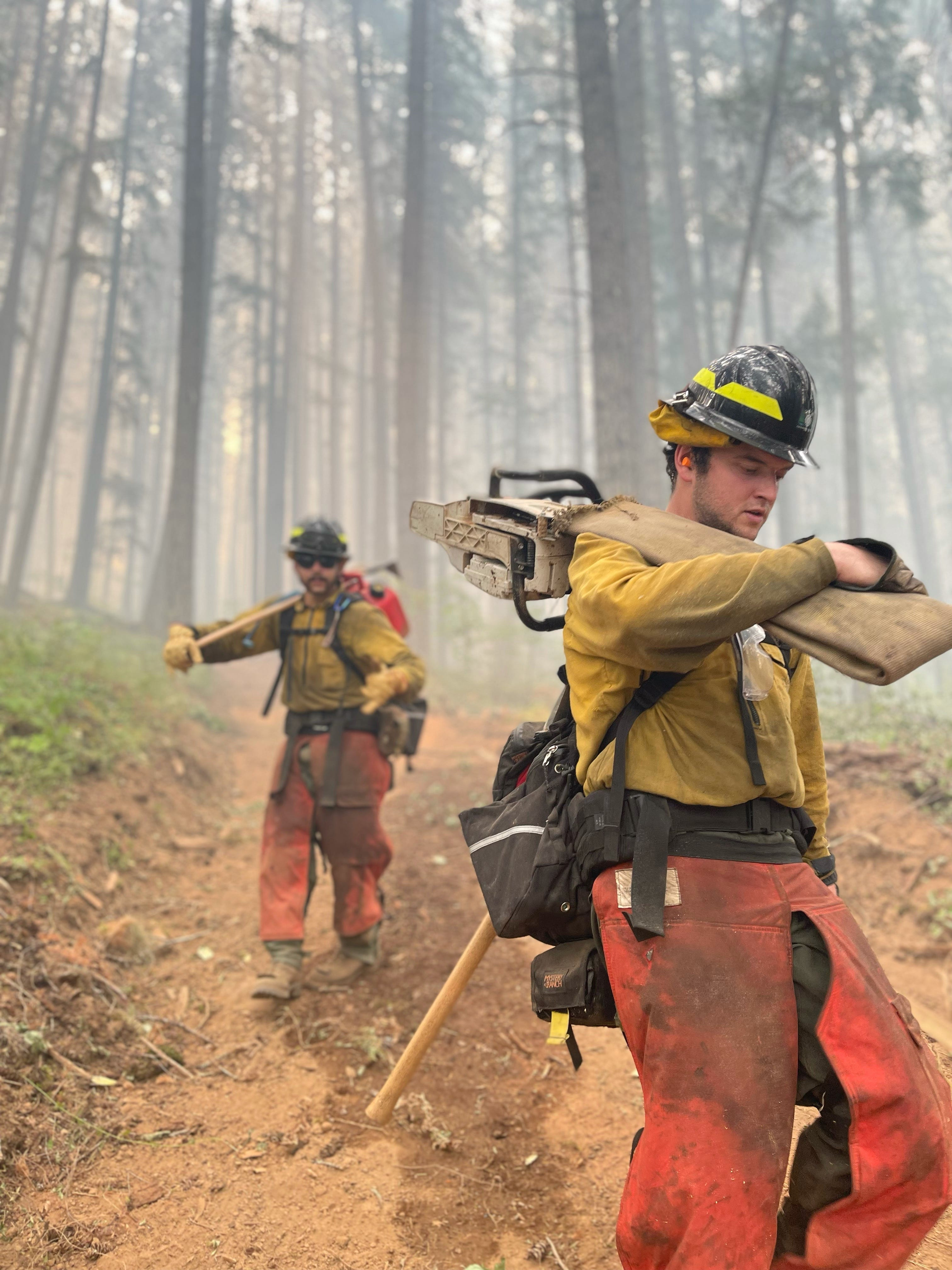 'These aren't just one-time events:' Labor Day fires prompt changes to how Oregon fights fires