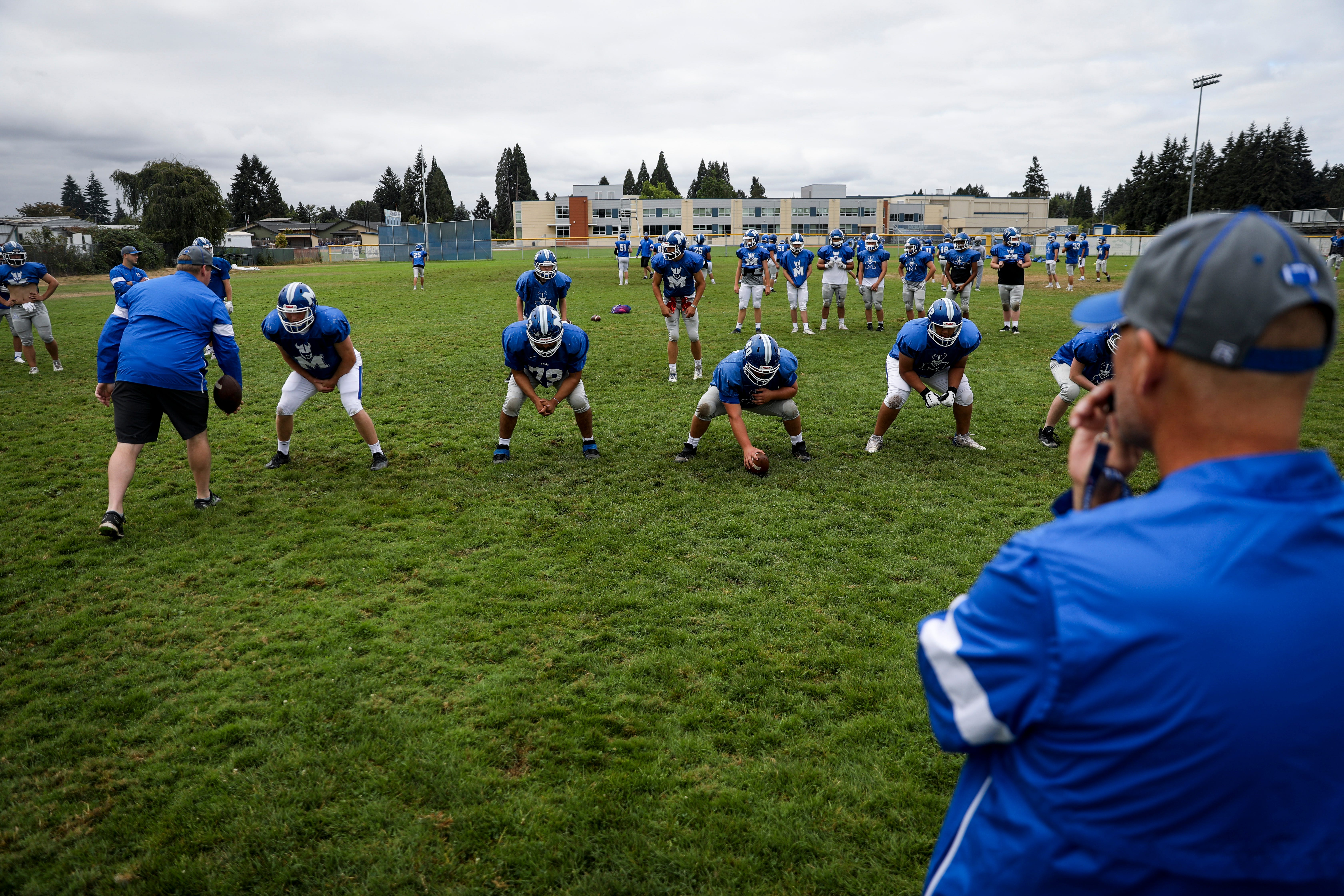 Lack of officials could affect high school sports season