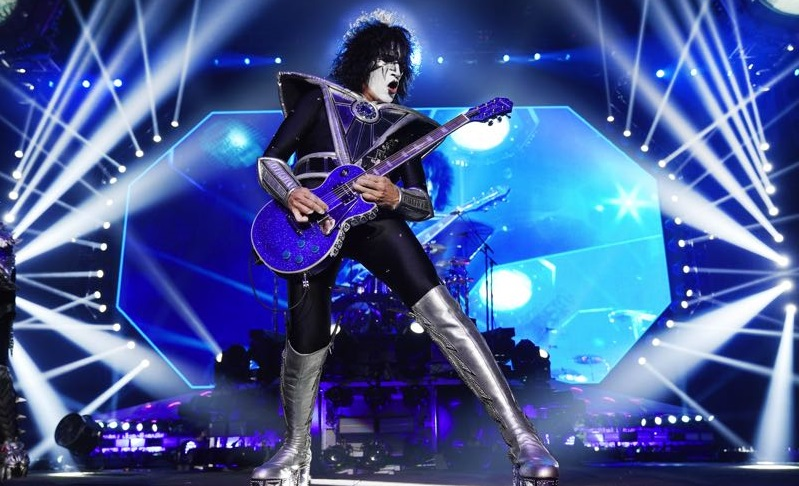 KISS guitarist Tommy Thayer joins Oregon Music Hall of Fame