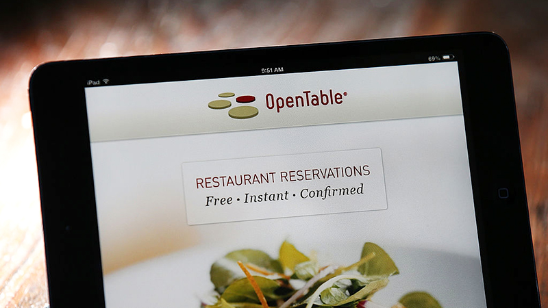 Restaurant Reserveration App OpenTable To Integrate Vaccination Status Into Service