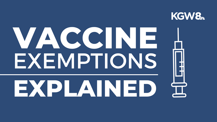 What are the approved exemptions for the COVID vaccine?