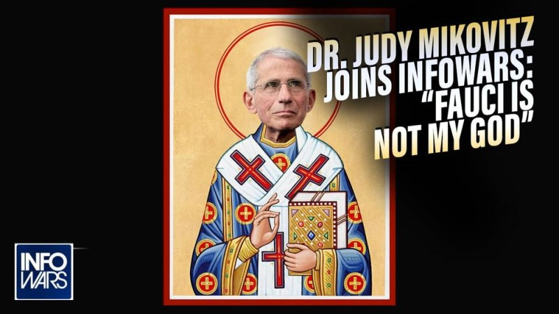 Powerful Interview! Dr. Judy Mikovits Exposes Fauci's Cancer Causing Injections