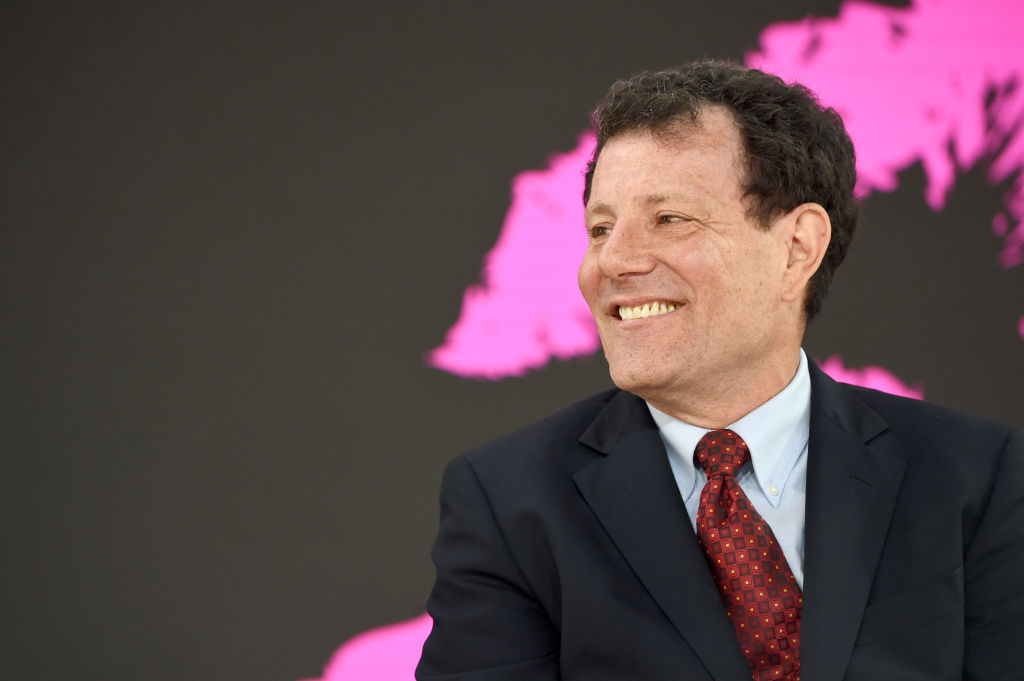 'I know Oregon can be better': Kristof announces run for governor