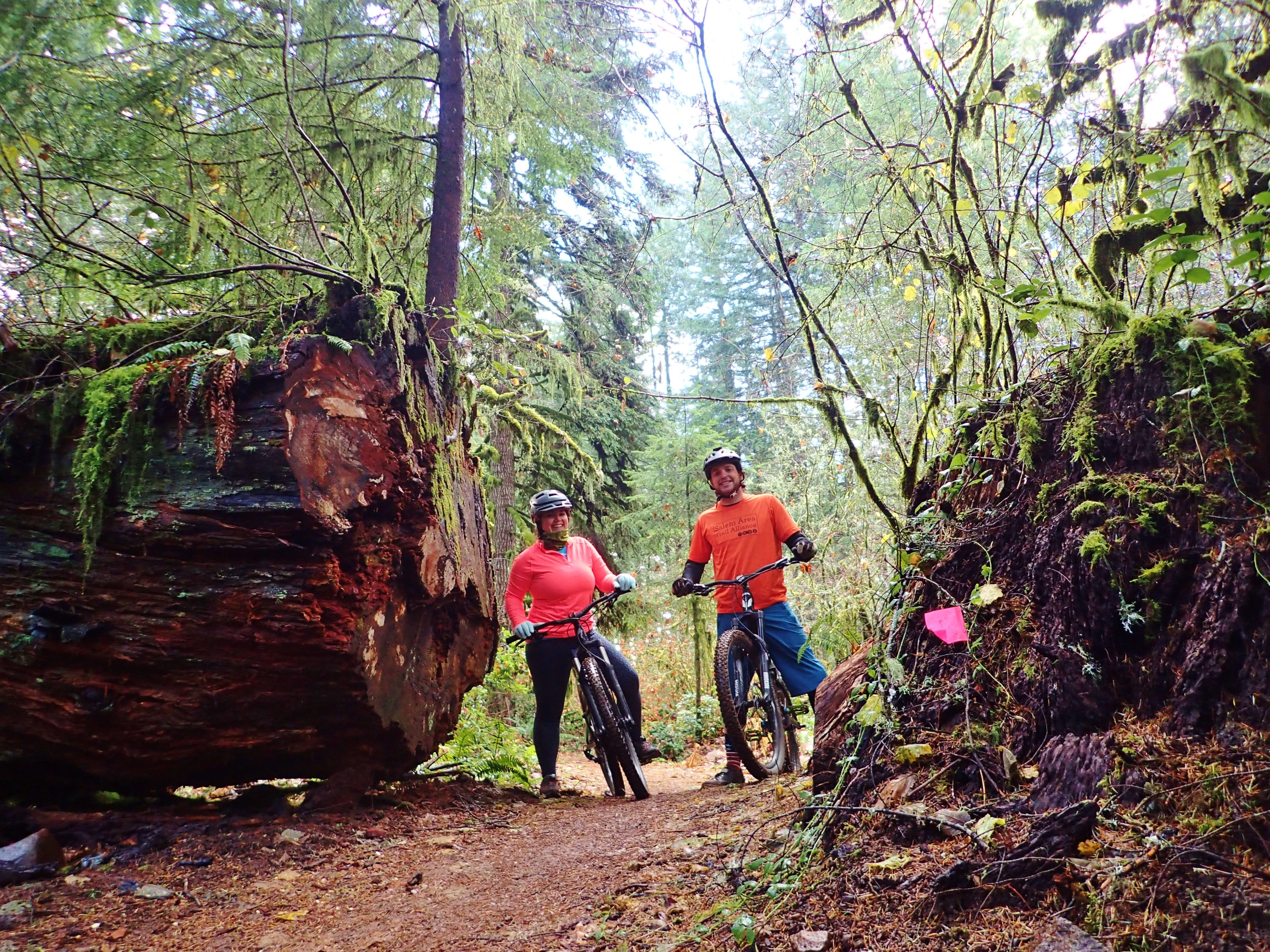 Explore Oregon Podcast: The rise of mountain bike trails at Silver Falls and the Salem Area Trail Alliance